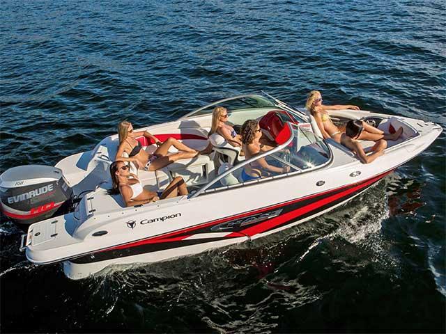 Campion Boats