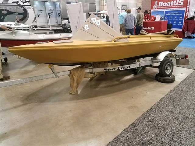 Boat Shows, 25 years and still learning