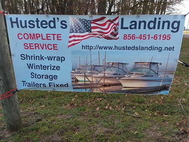 Husted's Landing Services