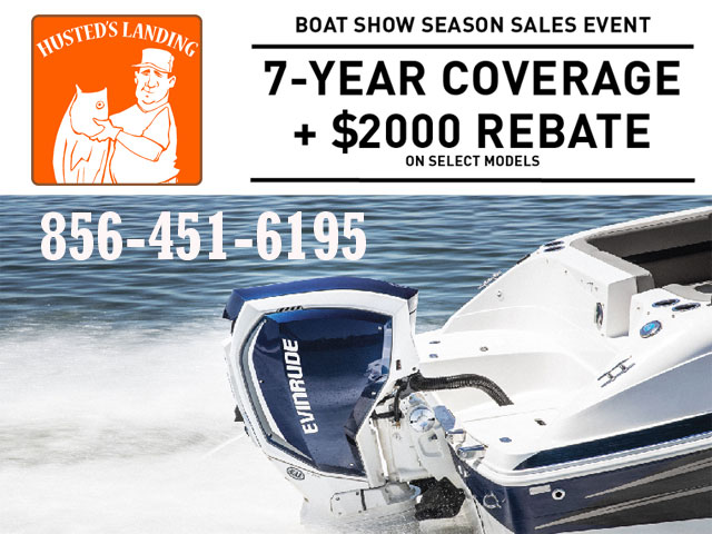 PY20 Boat Show Season Sales Event